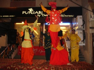 Punjabi By Taste interiors promotion